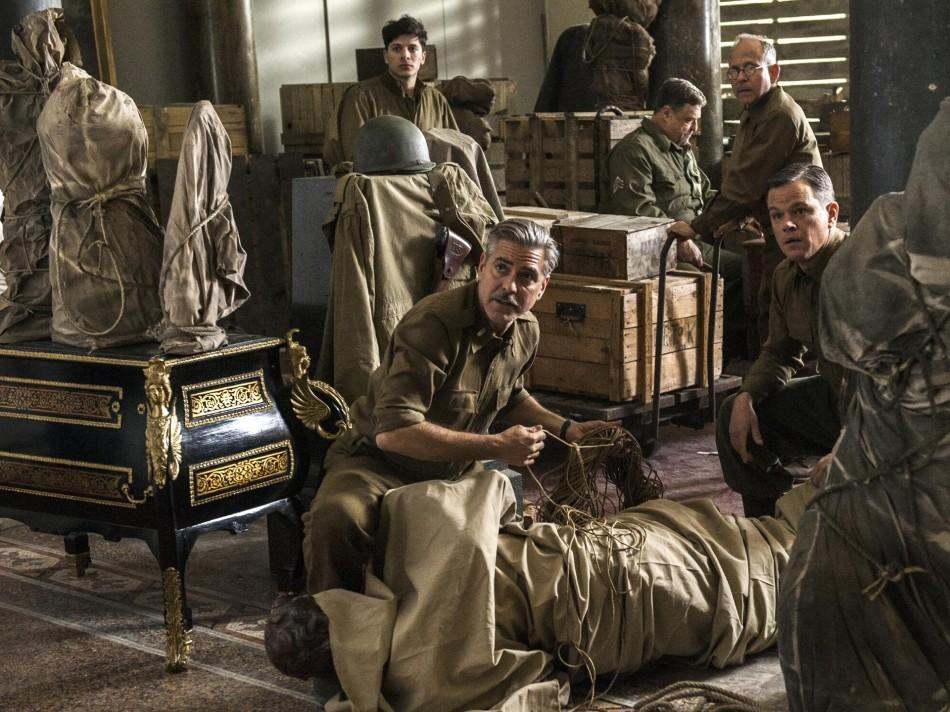 %27Monuments+Men%27+offers+fresh+WWII+drama