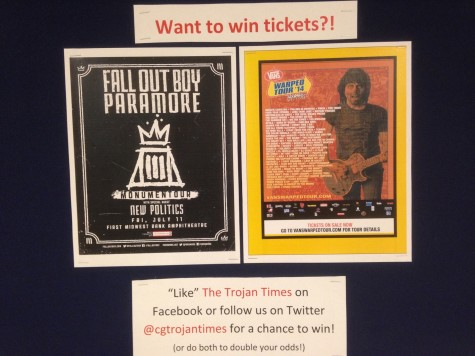 Jenner and Doll win concert tickets