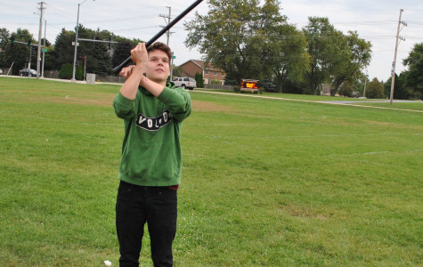 Sophomore breaks new ground in Color Guard