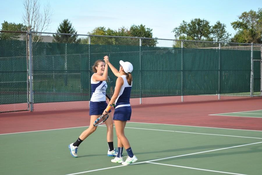 Tennis team reflects on strong season