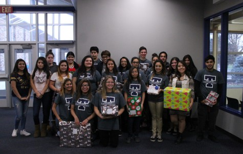 Latino students take the lead in new club