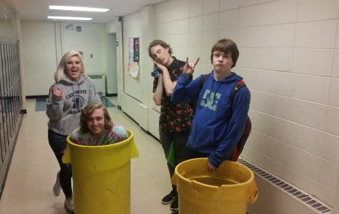 Rumor has it: Does C-G actually recycle?