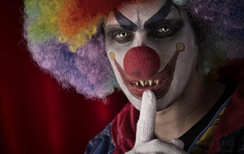 Scary Grove: Are 'creepy clowns' in area?