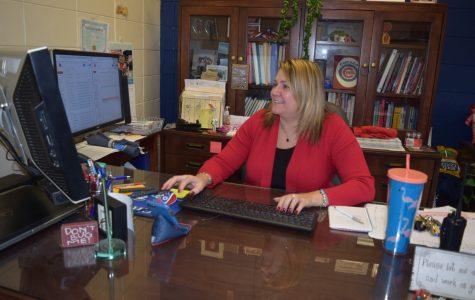 Mrs. Saffert wins Vice Principal of the Year award