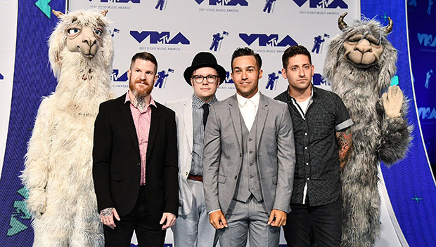 Fall Out Boy continues busy media blitz