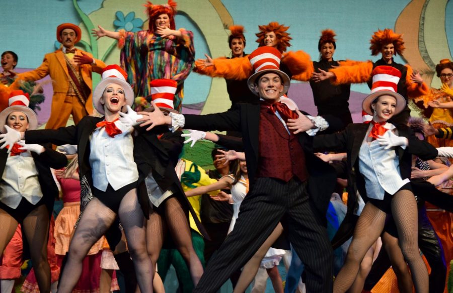 Seuss's animals ready to hoof it on stage