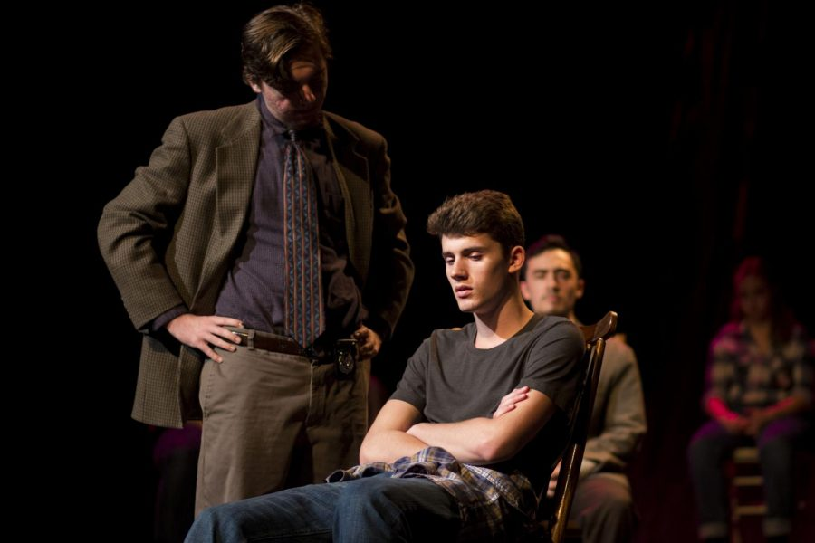 Actors take emotional journey through 'Laramie'